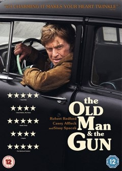 The Old Man and the Gun - 1