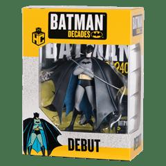 Batman Decades Debut Figurine: Hero Collector - 4