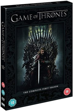 Game of Thrones: The Complete First Season - 2