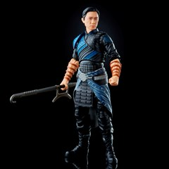 Wenwu: Shang-Chi And Legend Of The Ten Rings: Marvel Legends Series Action Figure - 1