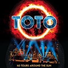 40 Tours Around the Sun: Live at the Ziggo Dome, Amsterdam - 1