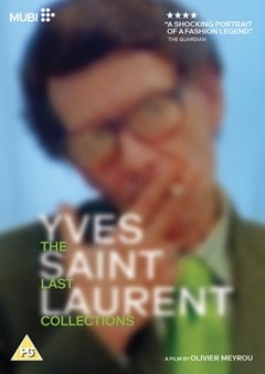 Yves Saint Laurent: The Last Collections - 1