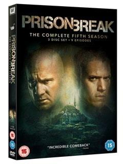 Prison Break: The Complete Fifth Season - 2