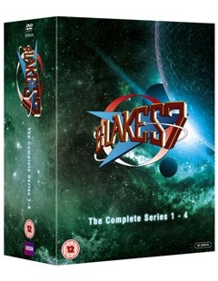 Blake's 7: The Complete Series 1-4 - 2