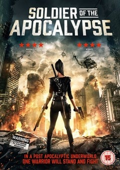 Soldier of the Apocalypse - 1