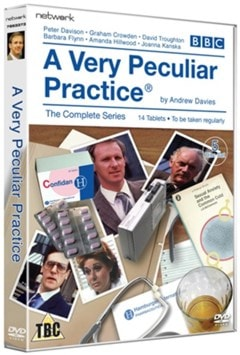 A Very Peculiar Practice: The Complete Series - 1