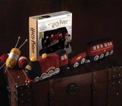 Hogwarts Express Draught Excluder: Harry Potter Knit Kit - 3
