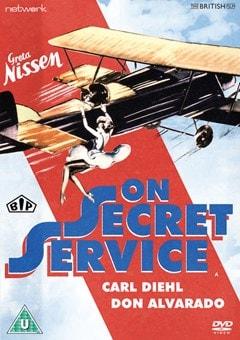 On Secret Service - 1