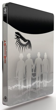 A Clockwork Orange Titans of Cult Limited Edition 4K Ultra HD Blu-ray Steelbook - 3