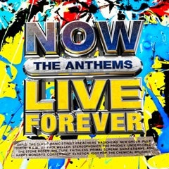 NOW Live Forever: The Anthems - 1