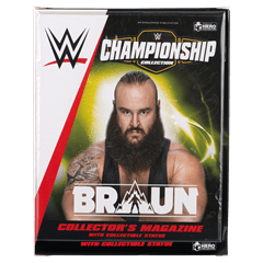 Braun Strowman: WWE Championship Figurine: Hero Collector - 4