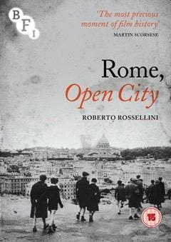 Rome, Open City - 1