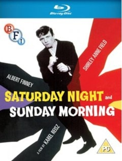 Saturday Night and Sunday Morning - 1
