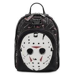 Friday the 13th: Jason Mask Mini Loungefly Backback - 1