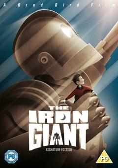 The Iron Giant: Signature Edition - 1
