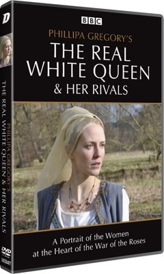 Philipa Gregory's the Real White Queen and Her Rivals - 2