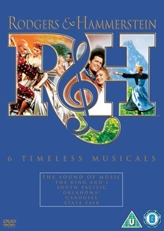 Rodgers and Hammerstein: 6 Timeless Musicals - 1