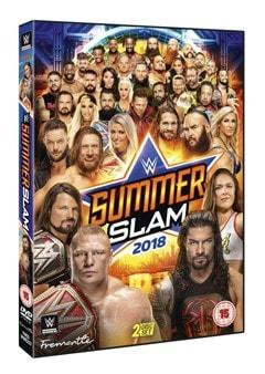 WWE: Summerslam 2018 - 1
