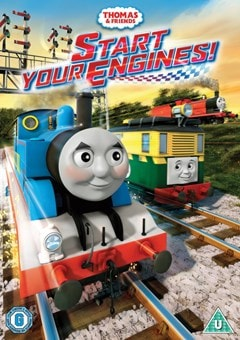 Thomas & Friends: Start Your Engines - 1