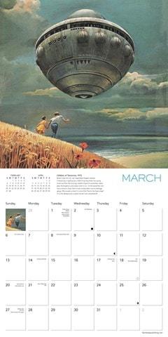 Bruce Pennington Square 2022 Calendar - 2