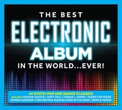 The Best Electronic Album in the World... Ever! - 1
