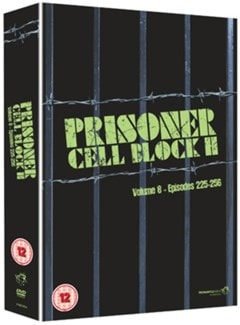 Prisoner Cell Block H: Volume 8 - Episodes 225-256 - 1