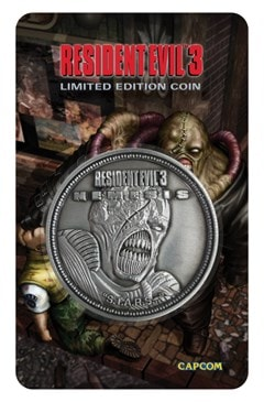 Resident Evil 3: Limited Edition Coin - 2