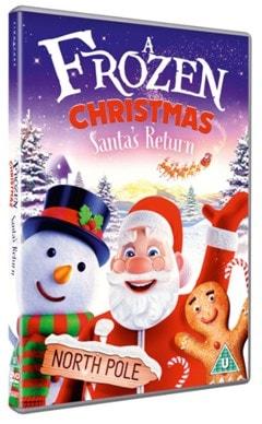 A Frozen Christmas: Santa's Return - 2