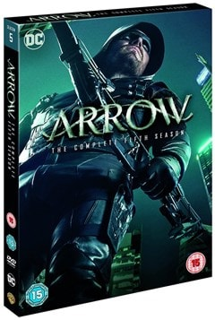 Arrow: The Complete Fifth Season - 2
