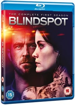 Blindspot: The Complete First Season - 2