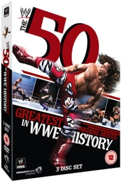 WWE: The 50 Greatest Finishing Moves in WWE History - 1