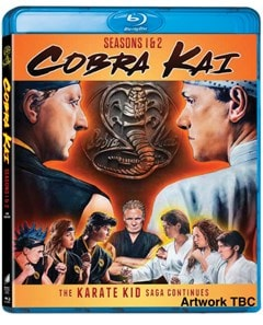 Cobra Kai: Season 1 & 2 - 2