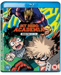 My Hero Academia: Season Two, Part Two - 1
