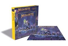 Megadeth: Rust In Peace: 500 Piece Jigsaw Puzzle - 1