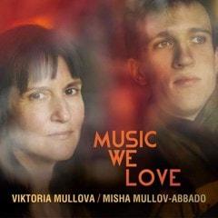 Viktoria Mullova/Misha Mullov-Abbado: Music We Love - 1