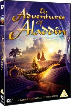 The Adventures of Aladdin - 2