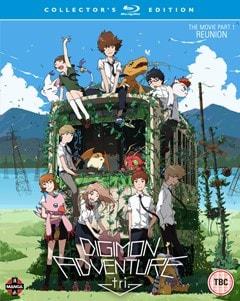 Digimon Adventure Tri: The Movie, Part 1 - Reunion - 1