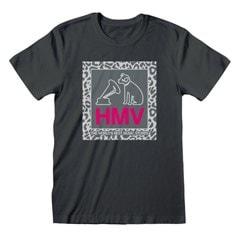 HMV 100th Anniversary Charcoal T-shirt (Small) - 1