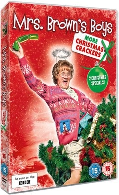 Mrs Brown's Boys: Christmas Specials 2013 - 2