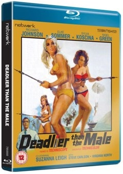 Deadlier Than the Male - 2