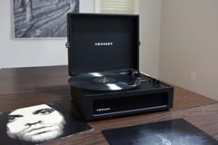 Crosley Voyager Black Turntable - 6