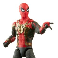 Integrated Suit Spider-Man: Spider-Man No Way Home: Marvel Legends Series Action Figure - 8