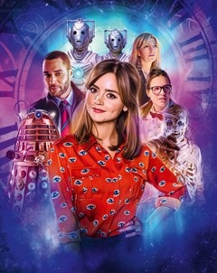 Doctor Who: The Complete Eighth Series Limited Edition Steelbook - 5