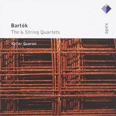 String Quartets 1 - 6 (Keller Quartet) - 1