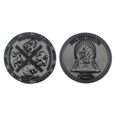 Game of Thrones: Iron Anniversary Limited Edition Medallion - 4