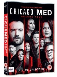 Chicago Med: Season Four - 2