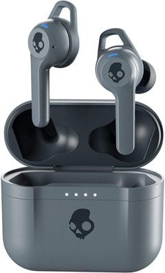 Skullcandy Indy Fuel Chill Grey True Wireless Earphones - 2
