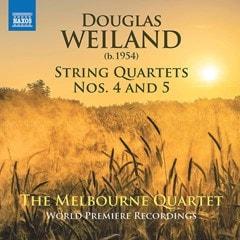 Douglas Weiland: String Quartets Nos. 4 and 5 - 1