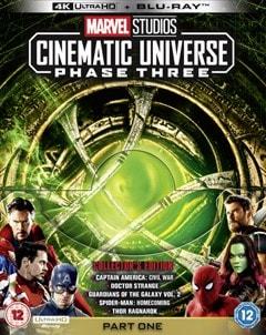 Marvel Studios Cinematic Universe: Phase Three - Part One - 1