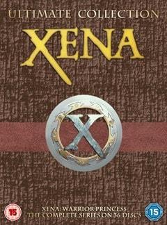 Xena - Warrior Princess: Ultimate Collection - 1